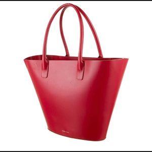 Mansur Gavriel Triangle Tote Bag